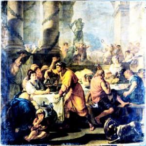 Religie-in-de-Oudheid-Saturnalia