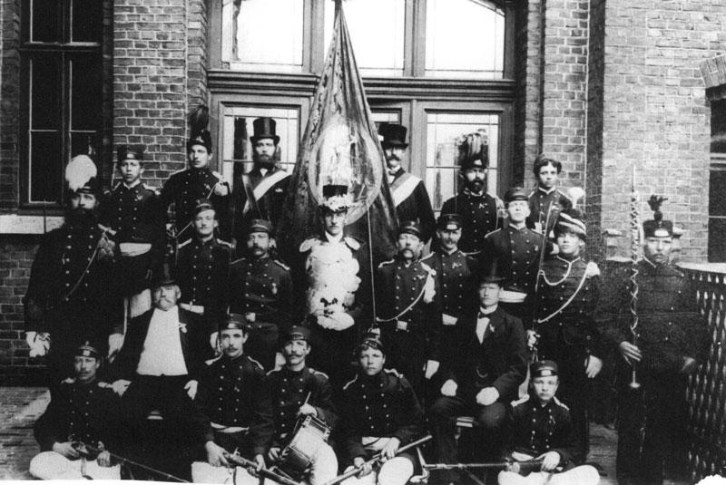 1903 - schutterij te Simpelveld