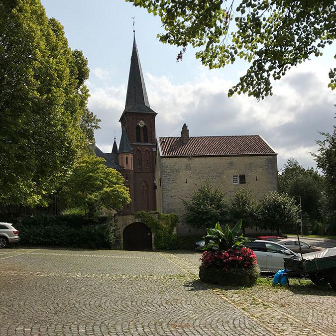 Heemkunde vereniging de Bongard excursie Orsbach