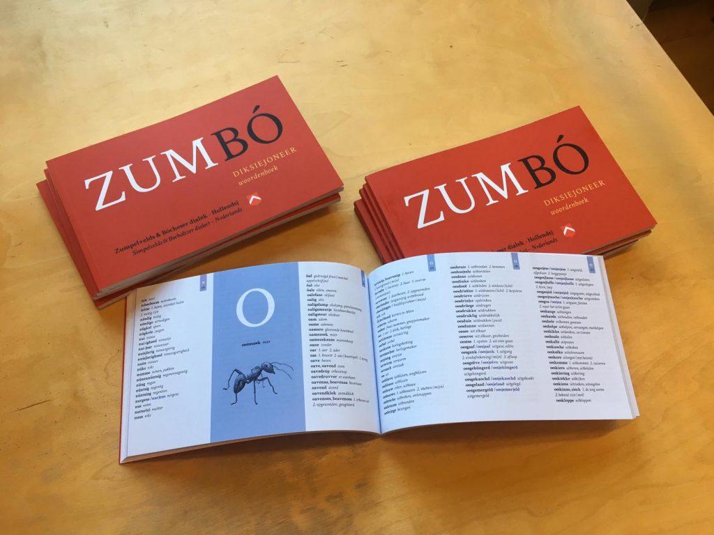ZumBó Diksiejoneer boekje liggens
